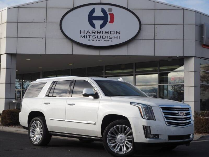 2019 Cadillac Escalade for sale at Harrison Imports in Sandy UT