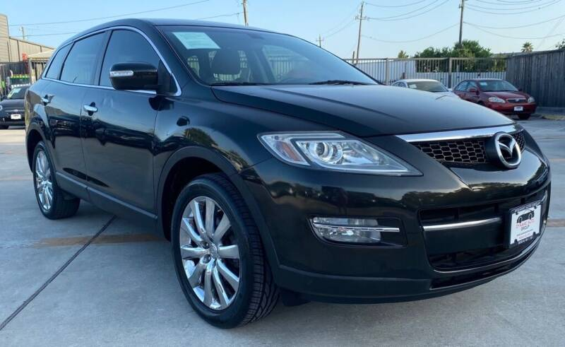 2007 Mazda CX-9 for sale at DYNAMIC AUTO GROUP in Houston TX
