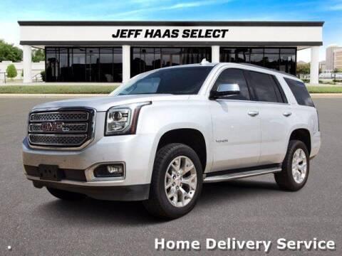 2015 GMC Yukon for sale at JEFF HAAS MAZDA in Houston TX