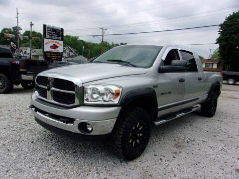 2007 Dodge Ram Pickup 1500 for sale at JEFF MILLENNIUM USED CARS in Canton OH