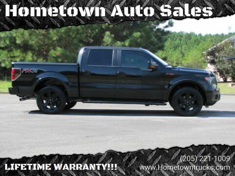2013 Ford F-150 for sale at Hometown Auto Sales - Trucks in Jasper AL