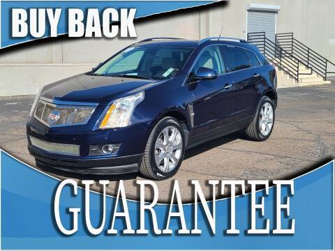 2010 Cadillac SRX for sale at Reliable Auto Sales in Las Vegas NV