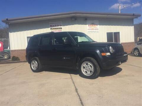 2014 Jeep Patriot for sale at BARD'S AUTO SALES in Needmore PA