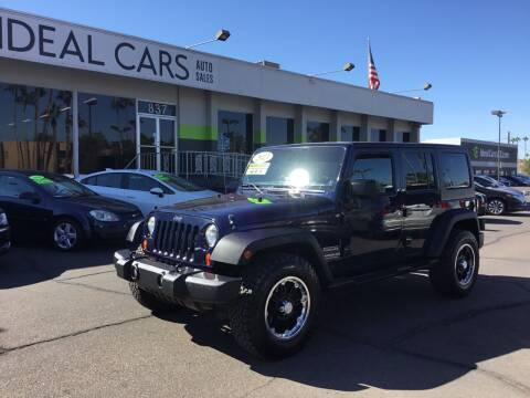 2013 Jeep Wrangler Unlimited for sale at Ideal Cars - SERVICE in Mesa AZ