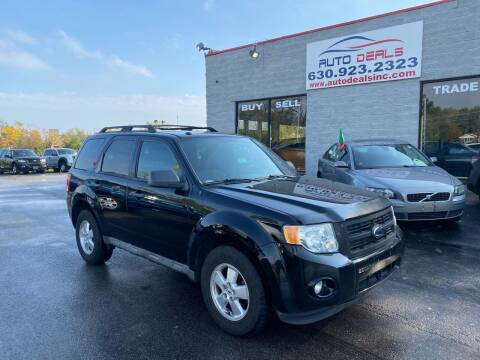 2009 Ford Escape for sale at Auto Deals in Roselle IL