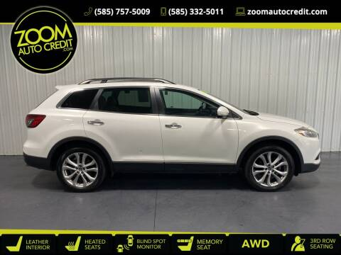 2013 Mazda CX-9 for sale at ZoomAutoCredit.com in Elba NY