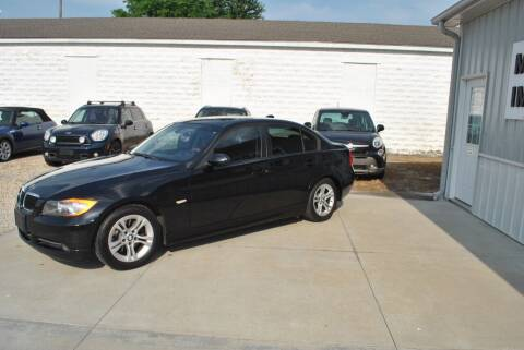 2008 BMW 3 Series for sale at Mladens Imports in Perry KS