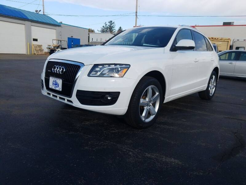 2010 Audi Q5 for sale at THE AUTO SHOP ltd in Appleton WI