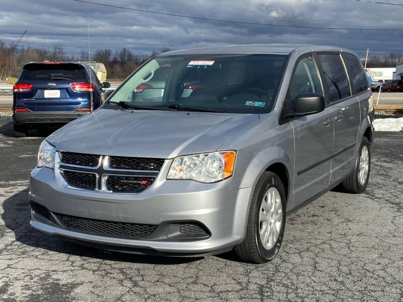 2016 Dodge Grand Caravan for sale at Clear Choice Auto Sales in Mechanicsburg PA