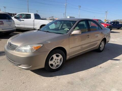 2003 Toyota Camry for sale at J & S Auto in Downs KS