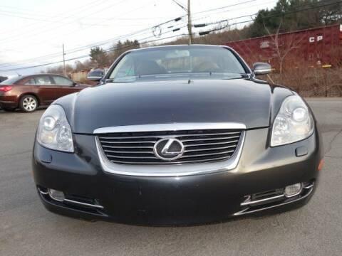 2008 Lexus SC 430 for sale at Simply Motors LLC in Binghamton NY