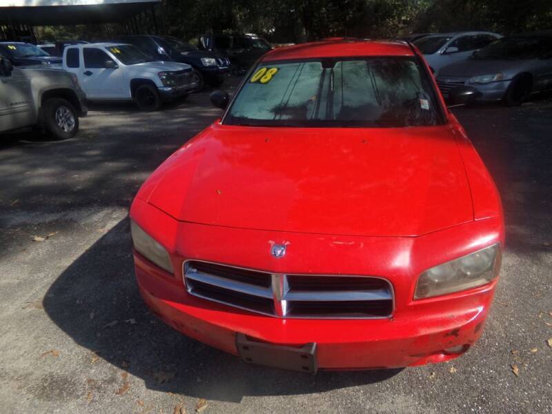 2008 Dodge Charger for sale at Alabama Auto Sales in Semmes AL