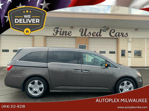 2011 Honda Odyssey for sale at Autoplex Milwaukee in Milwaukee WI