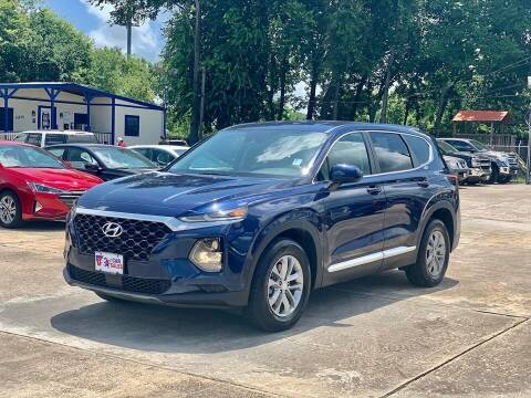 2020 Hyundai Santa Fe for sale at USA Car Sales in Houston TX