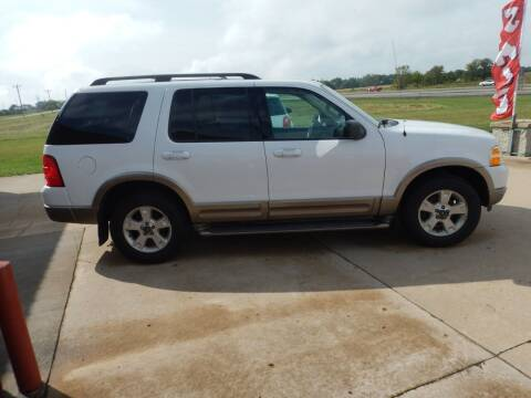 2003 Ford Explorer for sale at All Terrain Sales in Eugene MO