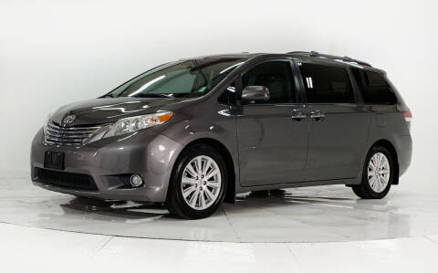 2012 Toyota Sienna for sale at Houston Auto Credit in Houston TX
