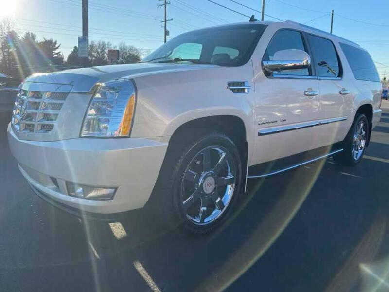 2010 Cadillac Escalade ESV for sale at Craven Cars in Louisville KY
