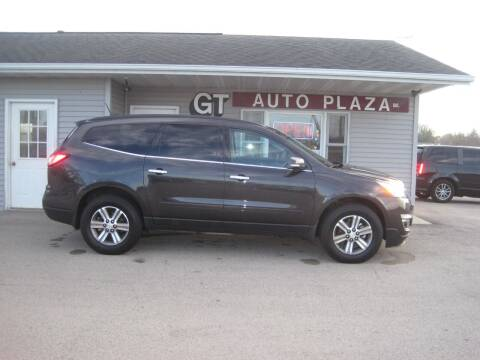 2017 Chevrolet Traverse for sale at G T AUTO PLAZA Inc in Pearl City IL