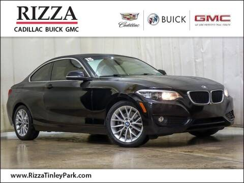 2015 BMW 2 Series for sale at Rizza Buick GMC Cadillac in Tinley Park IL