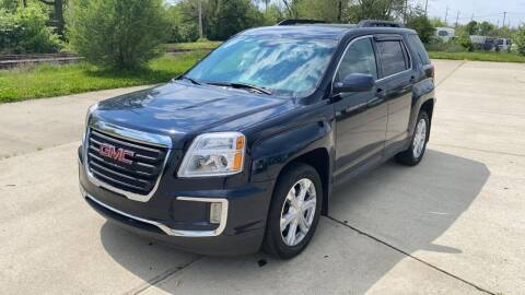 2017 GMC Terrain for sale at Mr. Auto in Hamilton OH