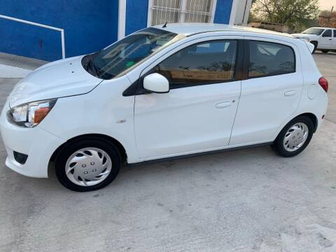 2014 Mitsubishi Mirage for sale at Progressive Auto Plex in San Antonio TX