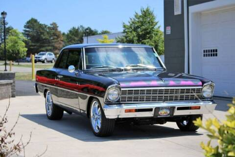 1967 Chevrolet Nova for sale at Great Lakes Classic Cars in Hilton NY