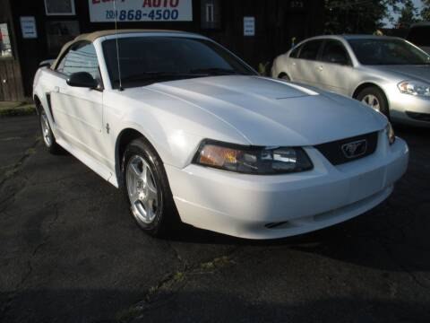 2003 Ford Mustang for sale at EZ Finance Auto in Calumet City IL