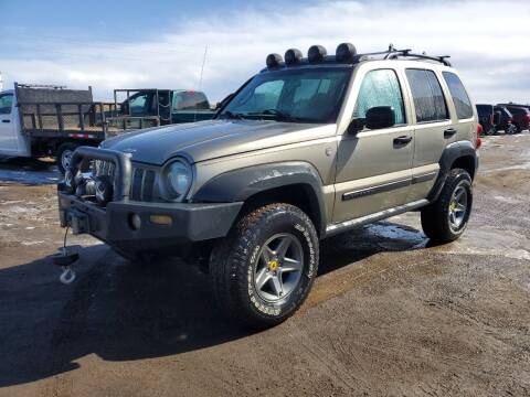 2005 Jeep Liberty for sale at HORSEPOWER AUTO BROKERS in Fort Collins CO