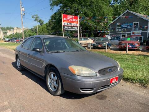 2007 Ford Taurus for sale at Korz Auto Farm in Kansas City KS