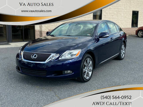 2010 Lexus GS 350 for sale at Va Auto Sales in Harrisonburg VA