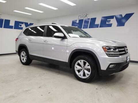 2018 Volkswagen Atlas for sale at HILEY MAZDA VOLKSWAGEN of ARLINGTON in Arlington TX