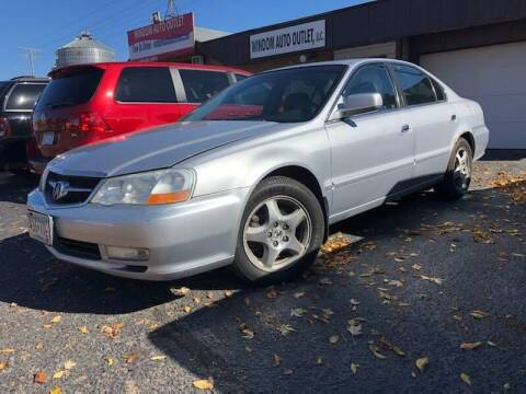 2003 Acura TL for sale at WINDOM AUTO OUTLET LLC in Windom MN