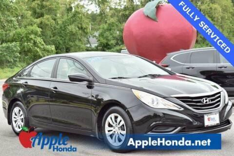 2012 Hyundai Sonata for sale at APPLE HONDA in Riverhead NY