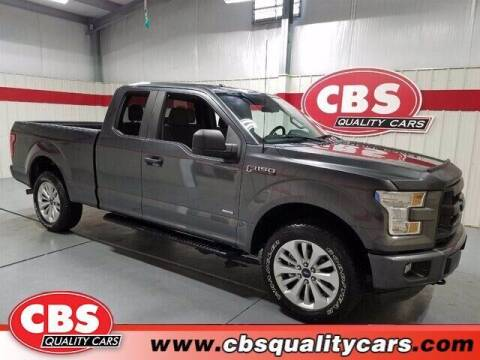 2016 Ford F-150 for sale at CBS Quality Cars in Durham NC