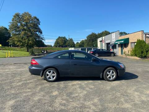 2005 Honda Accord for sale at 57 AUTO in Feeding Hills MA