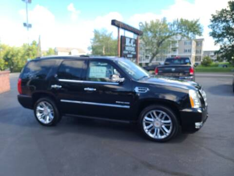 2014 Cadillac Escalade for sale at R C Motors in Lunenburg MA