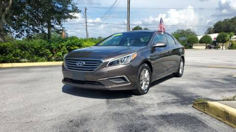 2017 Hyundai Sonata for sale at GP Auto Connection Group in Haines City FL