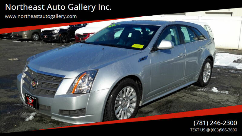 2010 Cadillac CTS for sale at Northeast Auto Gallery Inc. in Wakefield Ma MA