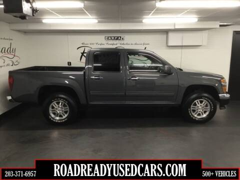 2012 GMC Canyon for sale at Road Ready Used Cars in Ansonia CT