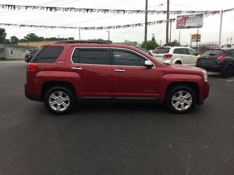 2013 GMC Terrain for sale at Kenny's Auto Sales Inc. in Lowell NC