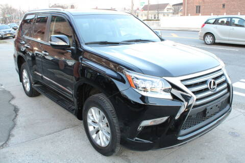 2017 Lexus GX 460 for sale at LIBERTY AUTOLAND INC in Jamaica NY