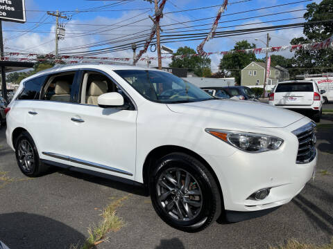 2013 Infiniti JX35 for sale at Car Complex in Linden NJ
