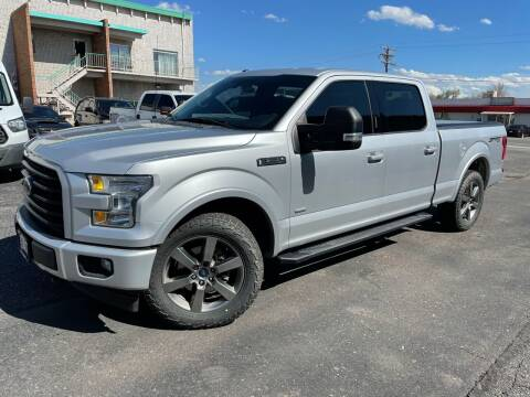 2017 Ford F-150 for sale at Zapp Motors in Englewood CO
