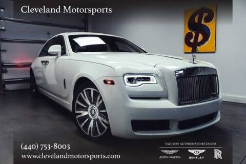 2018 Rolls-Royce Ghost for sale at Drive Options in North Olmsted OH