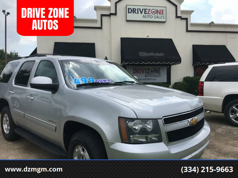 2012 Chevrolet Tahoe for sale at DRIVE ZONE AUTOS in Montgomery AL