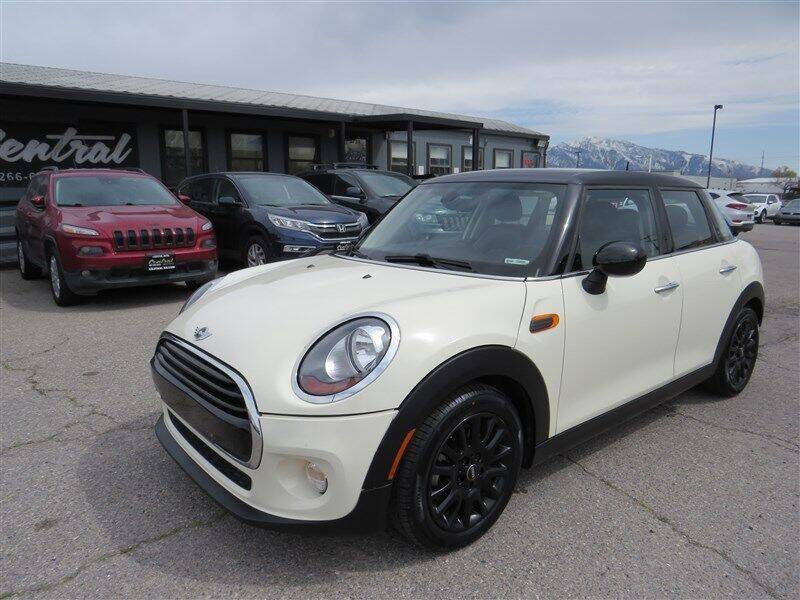 2017 MINI Hardtop 4 Door for sale at Central Auto in South Salt Lake UT