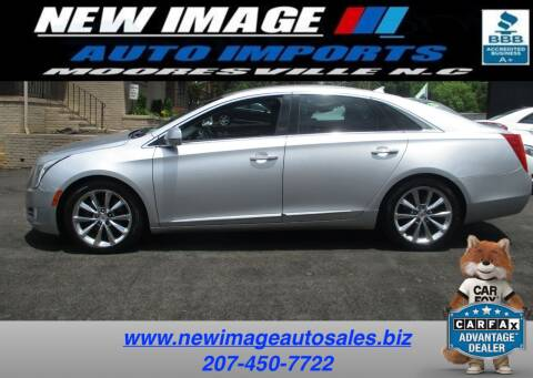 2013 Cadillac XTS for sale at New Image Auto Imports Inc in Mooresville NC