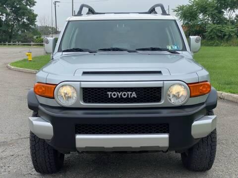 2007 Toyota FJ Cruiser for sale at Pristine Auto Group in Bloomfield NJ