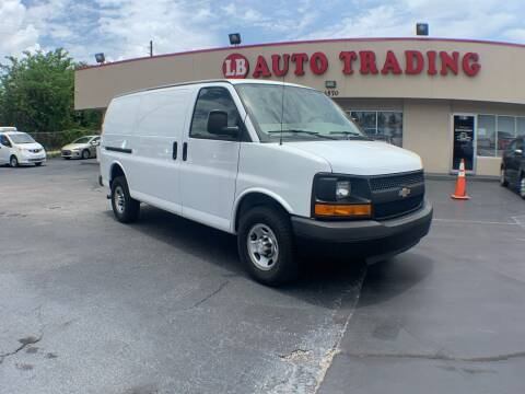 2015 Chevrolet Express Cargo for sale at LB Auto Trading in Orlando FL