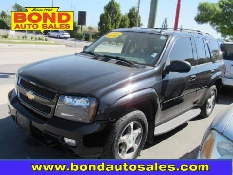 2008 Chevrolet TrailBlazer for sale at Bond Auto Sales in St Petersburg FL